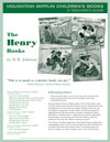Download a Teacher's Guide to the Henry Books